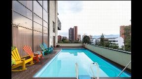 Paradigma Penthouse en venta en Medellin Poblado VI