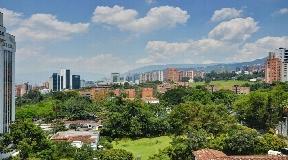 Maravilloso Penthouse en venta en Medellin Poblado
