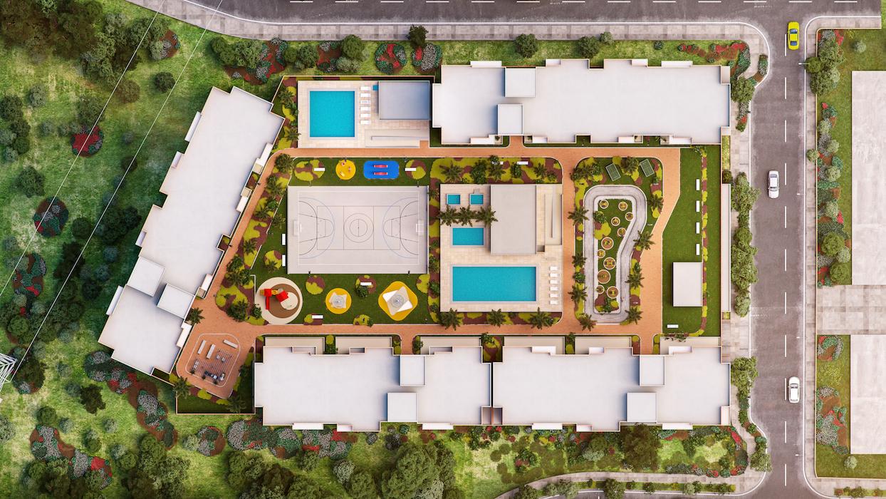 Zanneti Familiar Proyecto de Apartamentos en Venta en Itagui