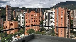 Ilustre apartamento en venta en Medellin Poblado