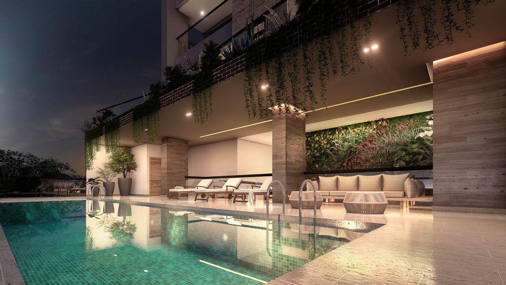 Tribeca Explendido Proyecto de Apartamento en Venta en El Poblado - Medellin