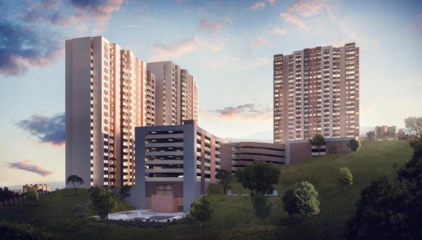 SELVATICA - Proyecto de apartamentos en venta en Sabaneta