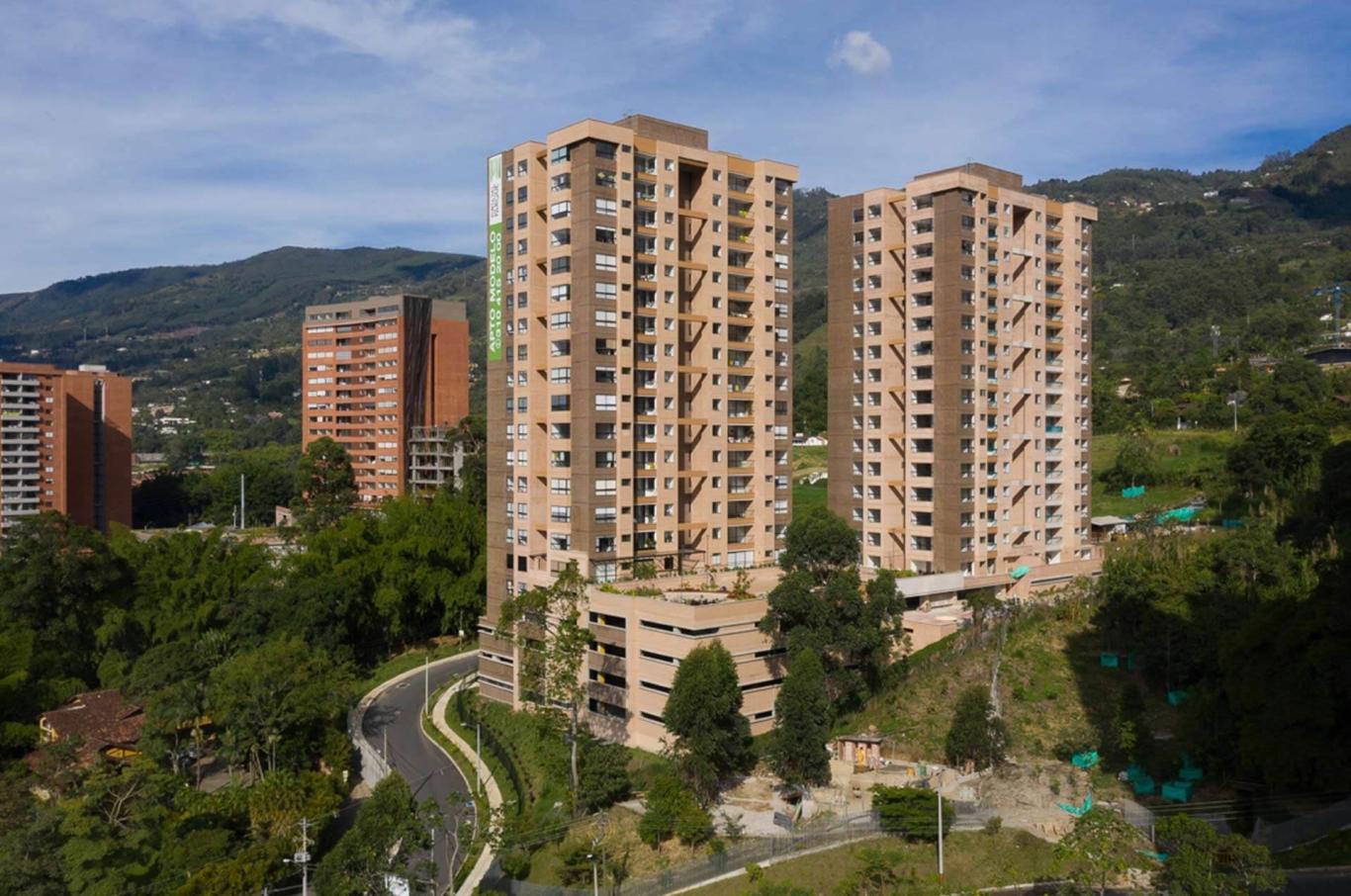 PUNTA DEL PARQUE -Proyecto en venta en Envigado