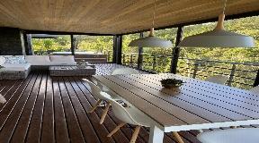 Casa Campestre con Terraza y Jacuzzi en Venta en El Retiro