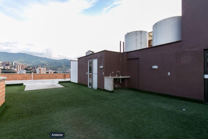 Apacible Apartaestudio en Venta en El Poblado - Medellin