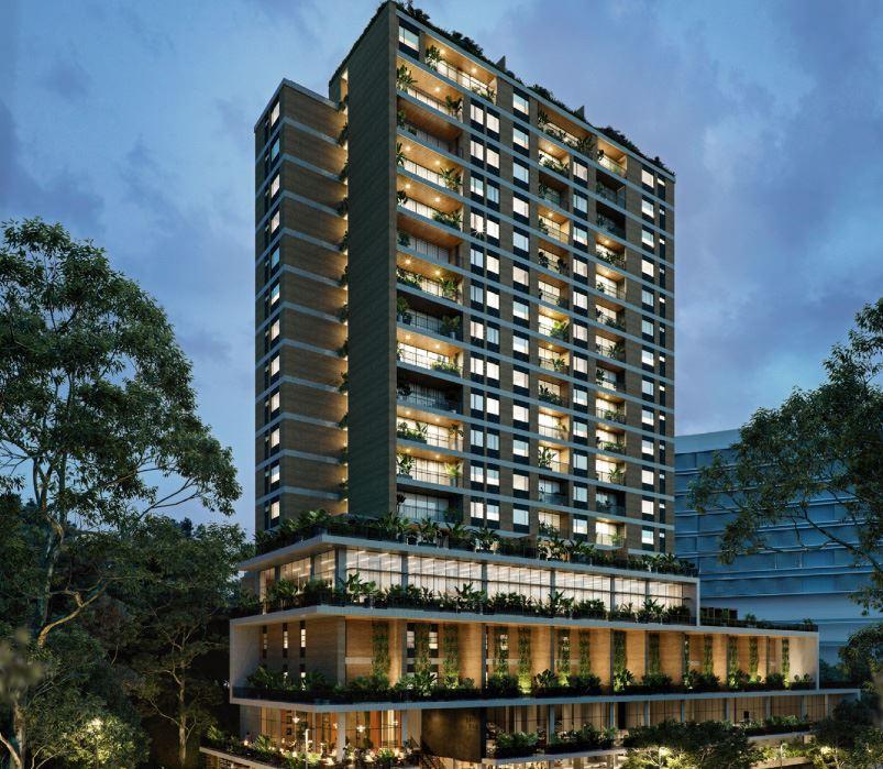 Vertical Proyecto de Apartamento en Venta en Las Palmas - Medellin