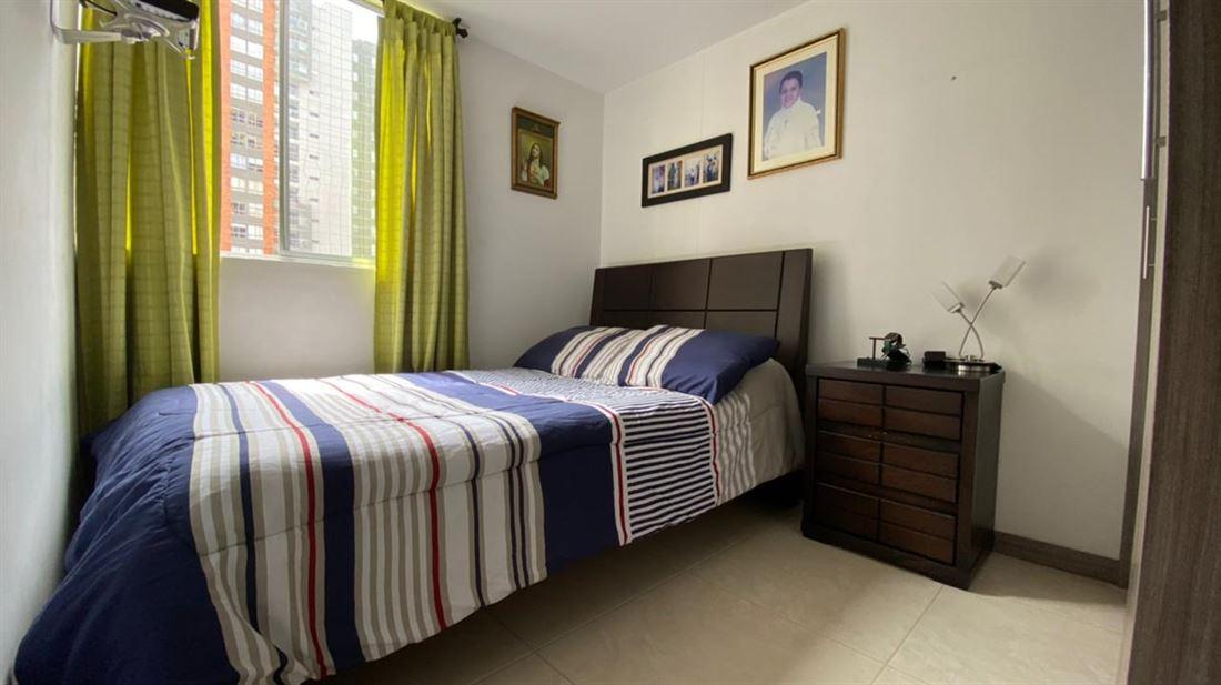 Bello Apartamento en Venta en Los Colores con cancha de Minigolf