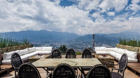 Luxurious Villa with Swimming Pool in Envigado