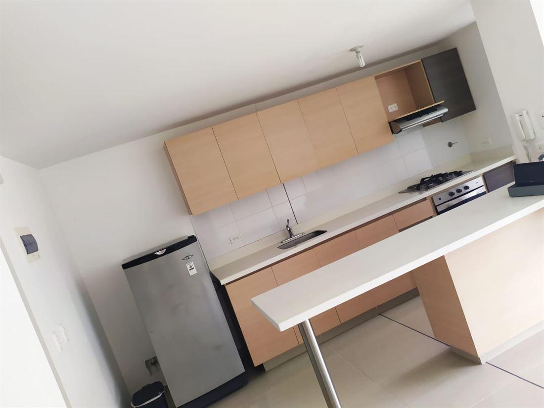 Apartamento con espectacular vista en Sabaneta