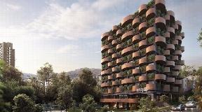 Unique investment project in Poblado, Medellin