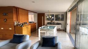 Duplex apartamento en venta en Poblado