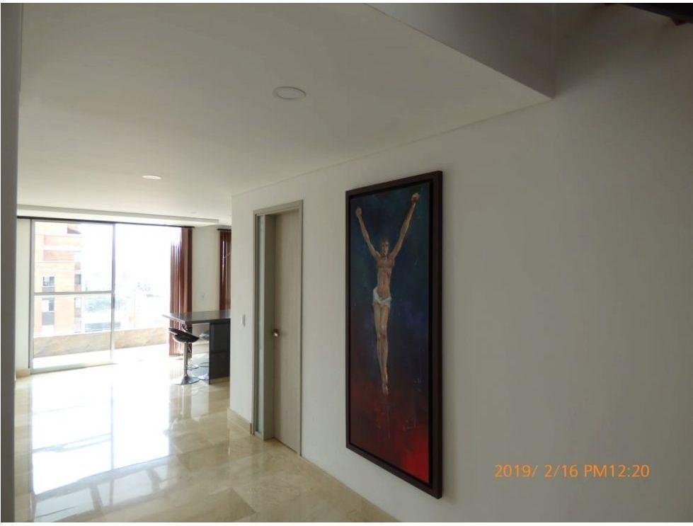 Increible Penthouse Duplex en Venta en Envigado con 60 metros de terraza
