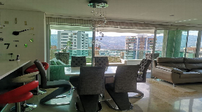 Grandioso apartamento en venta Poblado castropol