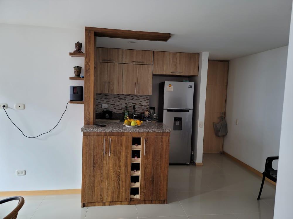 Genial apartamento en venta Unidad completa Loma el indio