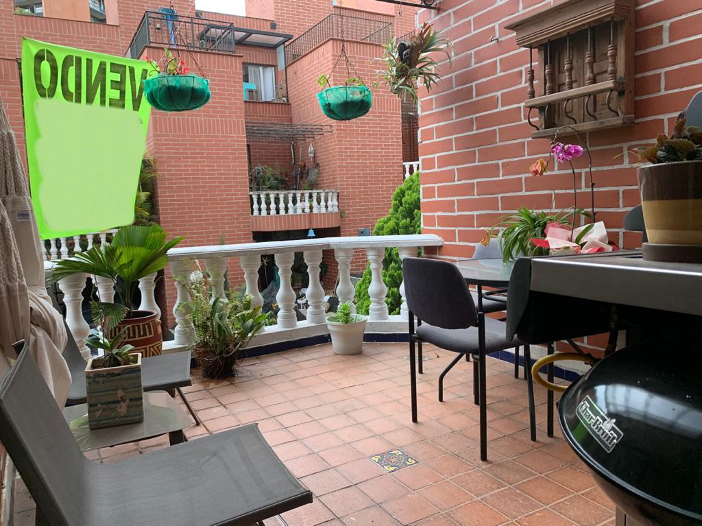 Genial Casa de tres niveles en el Poblado Medellin en Venta