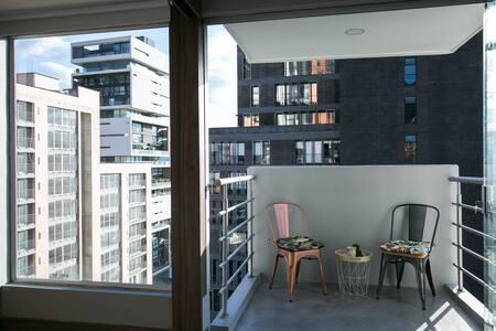 Sub penthouse suite en venta en Medellin Poblado