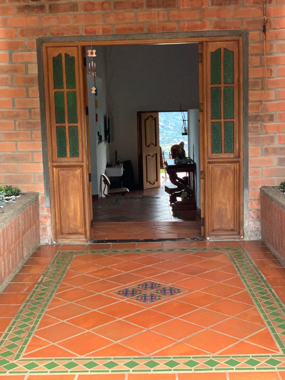 Rustica y placentera casa finca en arriendo Copacabana Medellin