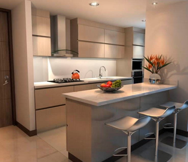GALICIA-LAST APT- Magnifico Proyecto de Apartamentos en Venta en El Poblado – Medellin
