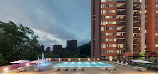 Villaterra - Proyecto de apartamentos en Itagui - Medellin