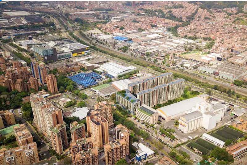 TERRAZAS DEL RIO  - Proyecto de apartamentos en venta en Envigado - Medellin