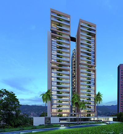 MONTREAL - proyecto en venta en Poblado - Medellin