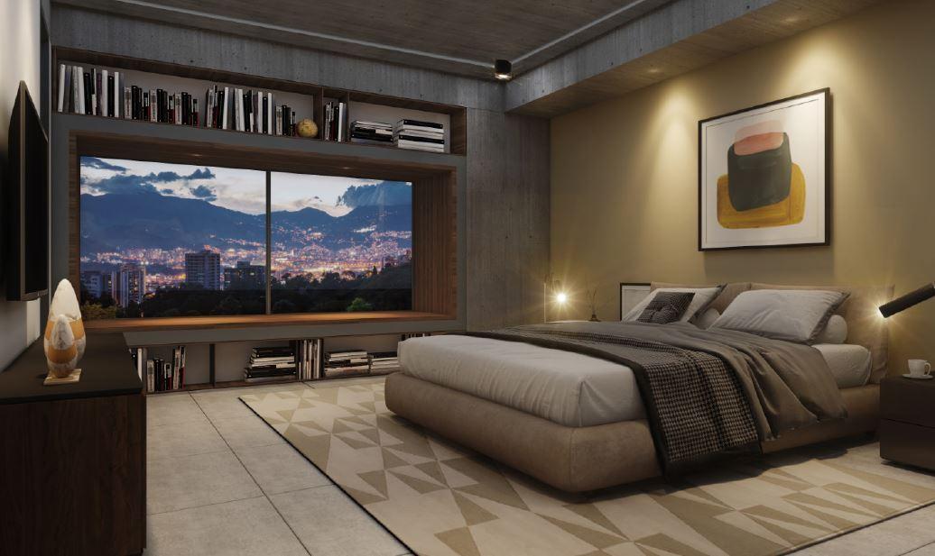 WE NEW HOME-LAST APT- Proyecto de Apartamentos Duplex en el Poblado